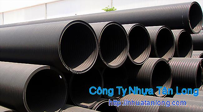 Ống Nhựa Xoắn HDPE, Ống HDPE Gân Xoắn